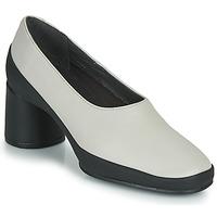 Schuhe Damen Pumps Camper UPRIGHT Beige / Schwarz