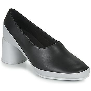 Schuhe Damen Pumps Camper UPRIGHT Schwarz / Weiss