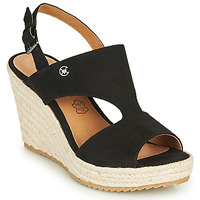 Schuhe Damen Sandalen / Sandaletten Chattawak JACINTHE Schwarz