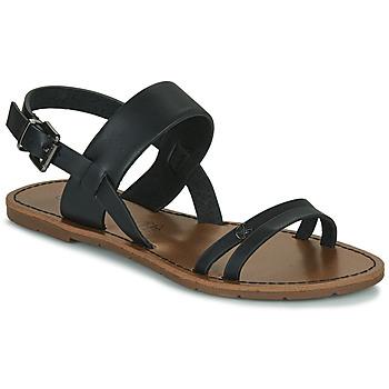 Schuhe Damen Sandalen / Sandaletten Chattawak MONIA Schwarz