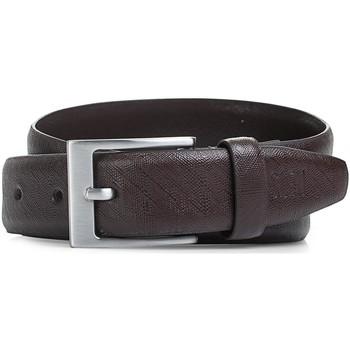 Accessoires Gürtel Jaslen Snake Leather Braun