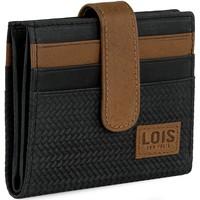 Taschen Herren Dokumententasche / Aktentasche Lois DAVIDSON Herren Leder Brieftasche Schwarz