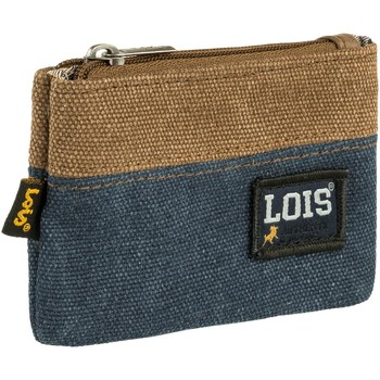 Taschen Jungen Geldbeutel Lois BAYARD Schlüsselanhänger Brieftasche für junge Blau