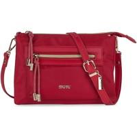 Taschen Damen Umhängetaschen Skpat CLARINGTON Damen Umhängetasche Rot