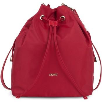 Taschen Damen Rucksäcke Skpat CLARINGTON Damen Rucksacktasche Rot