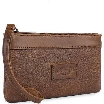 Taschen Damen Portemonnaie Lois CALGARY Damen Puppe Brieftasche Braun