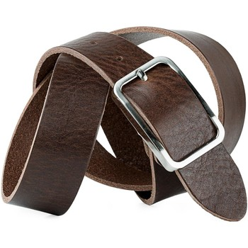Accessoires Gürtel Jaslen Pin Leather Schwarz