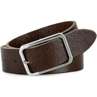 Accessoires Herren Gürtel Jaslen Pin Leather Braun