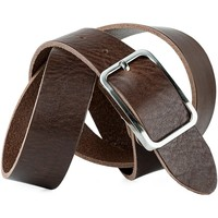 Accessoires Gürtel Jaslen Pin Leather Braun