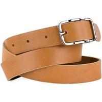 Accessoires Gürtel Jaslen Exclusive Leather Schwarz