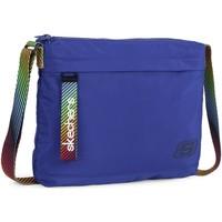 Taschen Umhängetaschen Skechers MAYAH Unisex Bandolera Tätowierung Blau