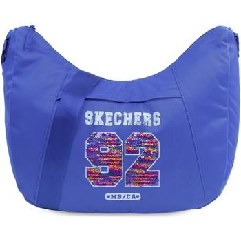 Taschen Handtasche Skechers STARLIGHT Unisex Tasche Tätowierung Blau
