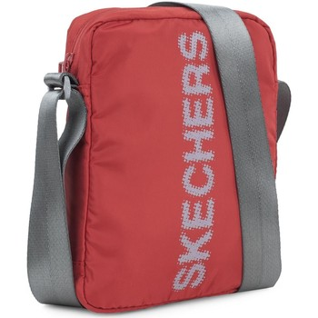 Taschen Umhängetaschen Skechers GRIFFINC Unisex Band Intensives Rot