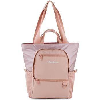 Taschen Handtasche Skechers ANGELS Pocket Shopping unisex Nebelrose