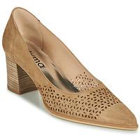 Schuhe Damen Pumps Myma POLINA Maulwurf