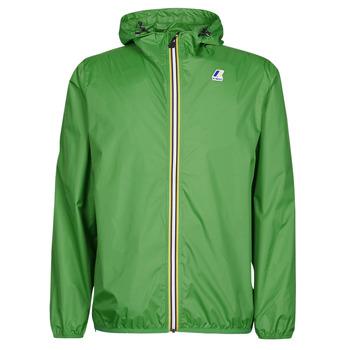 Kleidung Windjacken K-Way LE VRAI CLAUDE 3.0 Grün