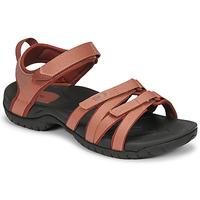Schuhe Damen Sandalen / Sandaletten Teva TIRRA Korallenrot