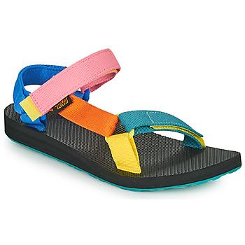 Schuhe Damen Sandalen / Sandaletten Teva ORIGINAL UNIVERSAL Multicolor