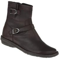 Schuhe Damen Boots Lei By Tessamino Stiefelette Bella Farbe: braun braun