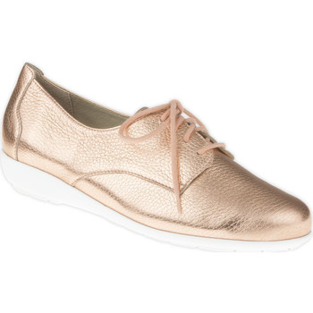 Schuhe Damen Derby-Schuhe Natural Feet Schnürer Sandra Farbe: rosa rosa
