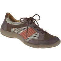 Schuhe Herren Sneaker Binom Schnürer Marco Farbe: braun braun