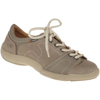 Schuhe Damen Sneaker Binom Schnürer Mina Farbe: beige beige