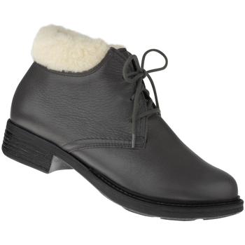 Schuhe Damen Stiefel Natural Feet Stiefelette Sinja Farbe: grau grau