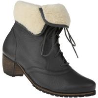 Schuhe Damen Stiefel Natural Feet Stiefelette Ista Farbe: grau grau