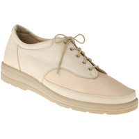 Schuhe Damen Sneaker Natural Feet Schnürer Paris Farbe: beige beige