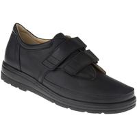 Schuhe Damen Richelieu Natural Feet Kletter Göteborg Farbe: schwarz schwarz
