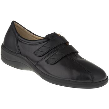 Schuhe Damen Derby-Schuhe Natural Feet Kletter Tessin Farbe: schwarz schwarz