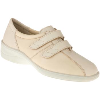 Schuhe Damen Derby-Schuhe Natural Feet Kletter Tessin Farbe: beige beige