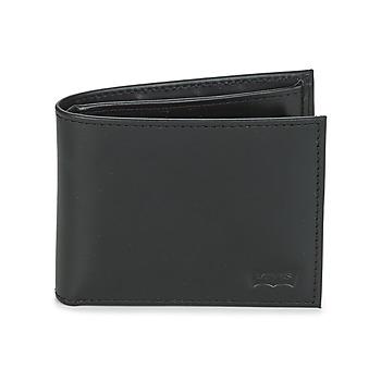 Taschen Portemonnaie Levi's CASUAL CLASSICS HUNTER COIN BIFOLD Schwarz
