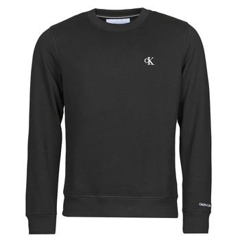 Kleidung Herren Sweatshirts Calvin Klein Jeans J30J314536-BAE Schwarz
