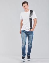 Kleidung Herren Straight Leg Jeans Calvin Klein Jeans SLIM TAPER Blau