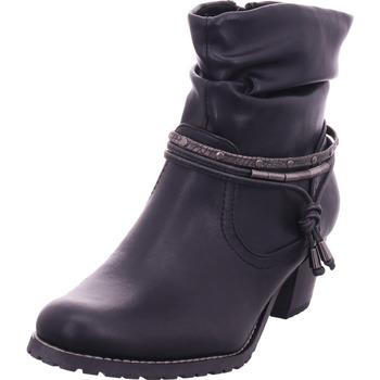 Schuhe Damen Stiefel Idana - 253868000/008 BLACK 008