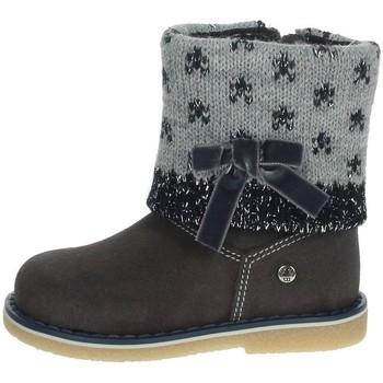 Schuhe Mädchen Schneestiefel Melania ME1810B8I.C Grau