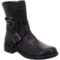 Schuhe Damen Boots Regarde Le Ciel Stiefeletten Roxana 23 schwarz