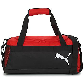 Taschen Sporttaschen Puma TEAMGOAL 23 TEAMBAG S Rot / Schwarz