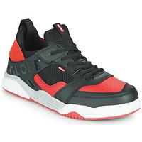 Schuhe Herren Sneaker Low Globe TILT EVO Schwarz / Rot