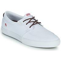 Schuhe Herren Sneaker Low Globe ATTIC Weiss