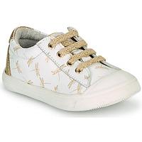 Schuhe Mädchen Sneaker Low GBB MATIA Weiss