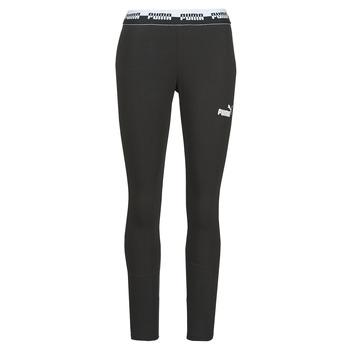 Kleidung Damen Leggings Puma AMPLIFIED LEGGING Schwarz