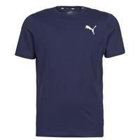 Kleidung Herren T-Shirts Puma ESS TEE Marine