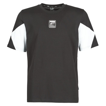 Kleidung Herren T-Shirts Puma REBEL ADVANCED TEE Schwarz