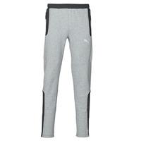Kleidung Herren Jogginghosen Puma Evostripe Pant Grau / Schwarz
