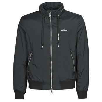 Kleidung Herren Jacken Armani Exchange 8NZB60-ZN97Z Schwarz
