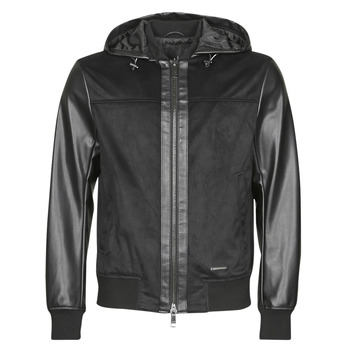 Kleidung Herren Jacken Armani Exchange 3KZB03-ZE1AZ Schwarz