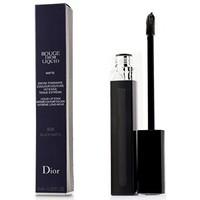 Beauty Damen Lippenstift Christian Dior lippenstift Liquido 908 Black Mate 6ml lipstick Liquido 908 Black Mate 6ml