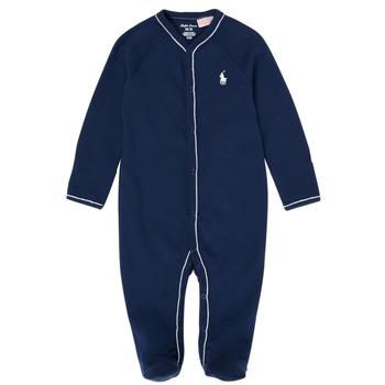 Kleidung Jungen Pyjamas/ Nachthemden Polo Ralph Lauren LOLLA Marine